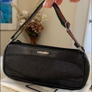 Authentic sherry line Gucci pochette mini bag